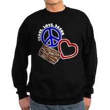 P,L,Bacon Sweatshirt