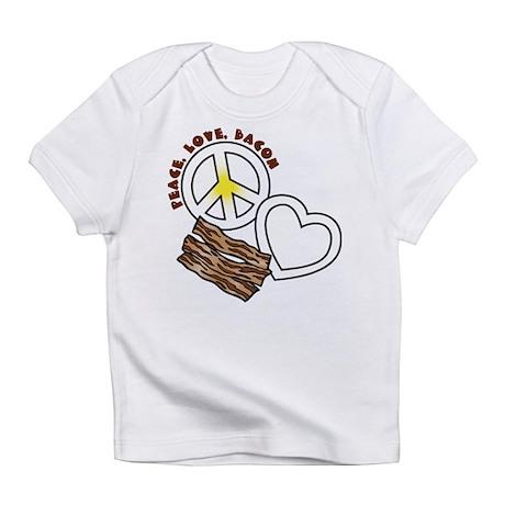 P,L,Bacon Infant T-Shirt