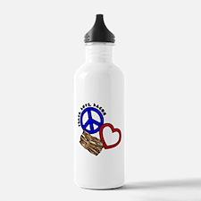 P,L,Bacon Water Bottle