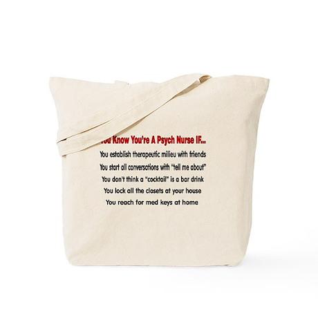 Registered Nurse IV Tote Bag