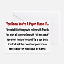 Registered Nurse IV Greeting Card