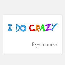 Registered Nurse IV Postcards (Package of 8)