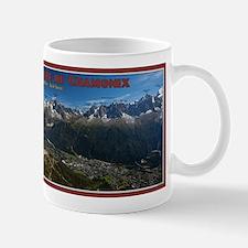 Chamonix Valley Mug