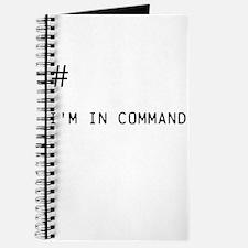 Command # Journal