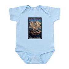Dome du Gouter Infant Bodysuit
