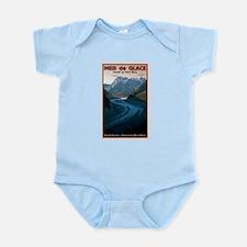 Mer de Glace Infant Bodysuit