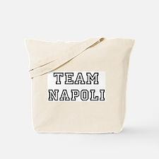 Team Napoli Tote Bag