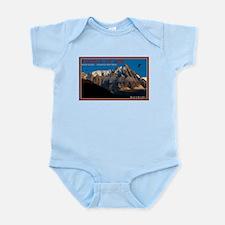 Chamonix Paragliders Infant Bodysuit