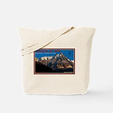 Chamonix Paragliders Tote Bag