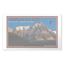 Chamonix Paragliders Decal