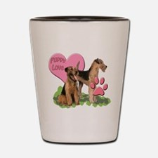 iredale terrier Puppy Love Shot Glass