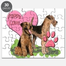 iredale terrier Puppy Love Puzzle