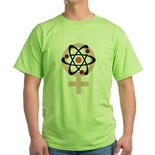 Female Scientist T-Shirt