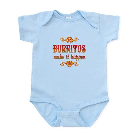 Burritos Infant Bodysuit