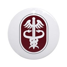 Medical Command Ornament (Round)
