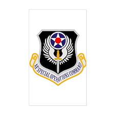 AF Spec Ops Command Decal