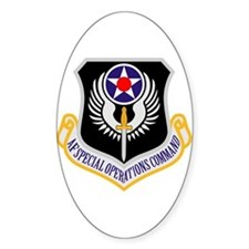 AF Spec Ops Command Decal