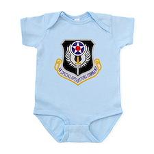 AF Spec Ops Command Infant Bodysuit