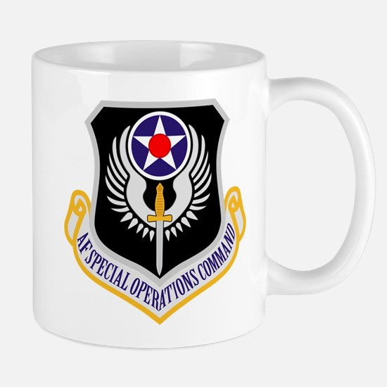 AF Spec Ops Command Mug