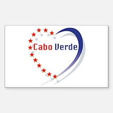 Cape Verde Decal