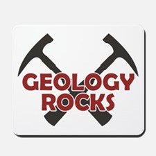 Geology Rocks Mousepad