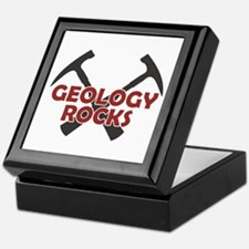 Geology Rocks Keepsake Box