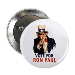 """I Want You 2.25"""" Button (10 pack)"""