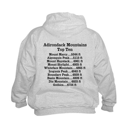 ADK Top Ten Kids Sweatshirt