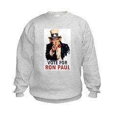 I Want You Sweatshirt