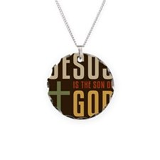 Jesus Is The Son of God Necklace