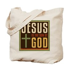 Jesus Is The Son of God Tote Bag