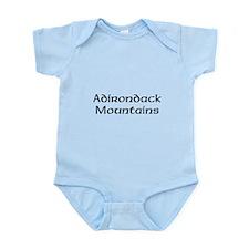 Adirondack Mountains Infant Bodysuit