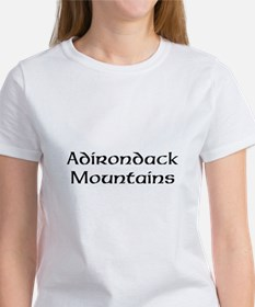 Adirondack Mountains Tee