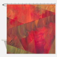 Autumn Fury Shower Curtain