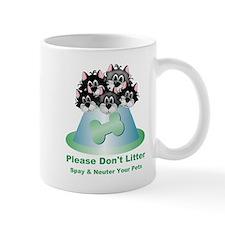 Neuter Litter Cats Mug