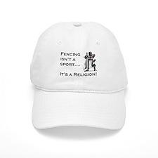 It's A Religion! Baseball Baseball Cap