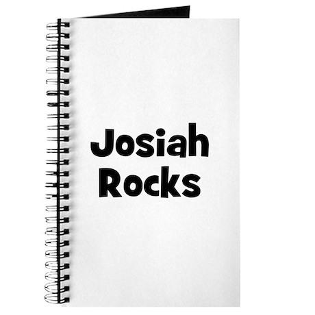 Josiah Rocks Journal