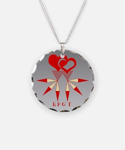 Cherokee I LOVE YOU Necklace