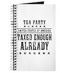 Taxed Enough Already Journal