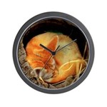 Fennec Fox Wall Clock