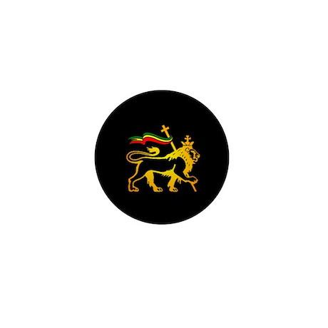 """""""Lion Of Judah"""" Mini Button"""
