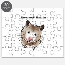 Theodore B. Hamster Puzzle