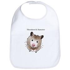 Theodore B. Hamster Bib