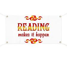 Reading Banner