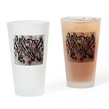 Desert Dopeness Drinking Glass