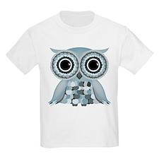 Little Blue Owl T-Shirt