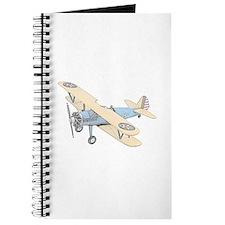 Stearman PT-17 Bi-Plane Journal