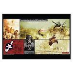 Godlike: Desert War Large Poster