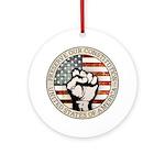 Preserve Our Constitution Ornament (Round)