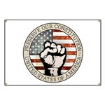 Preserve Our Constitution Banner